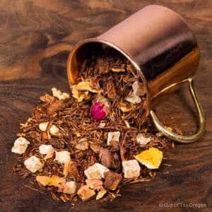 Apple Pie loose tea in cup
