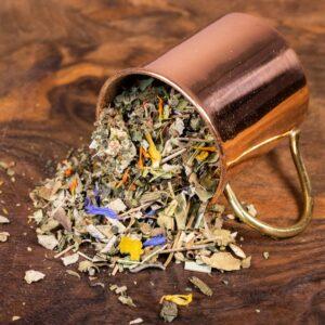 Teas R Us Kids loose tea in cup