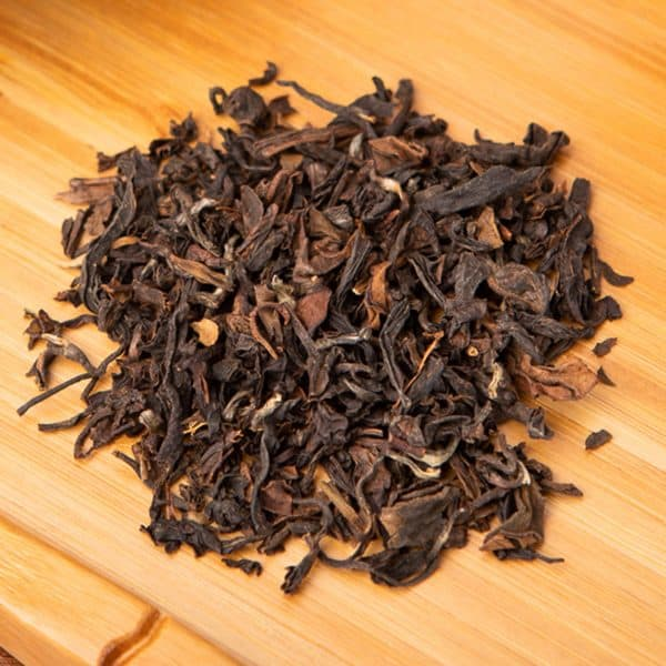 Butterfly Formosa loose-leaf, Taiwanese oolong tea