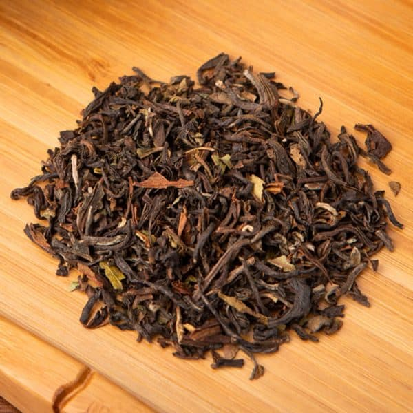 Darjeeling loose-leaf, Indian black tea