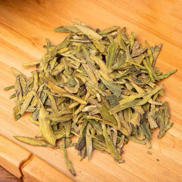 Dragonwell loose-leaf, Chinese green tea