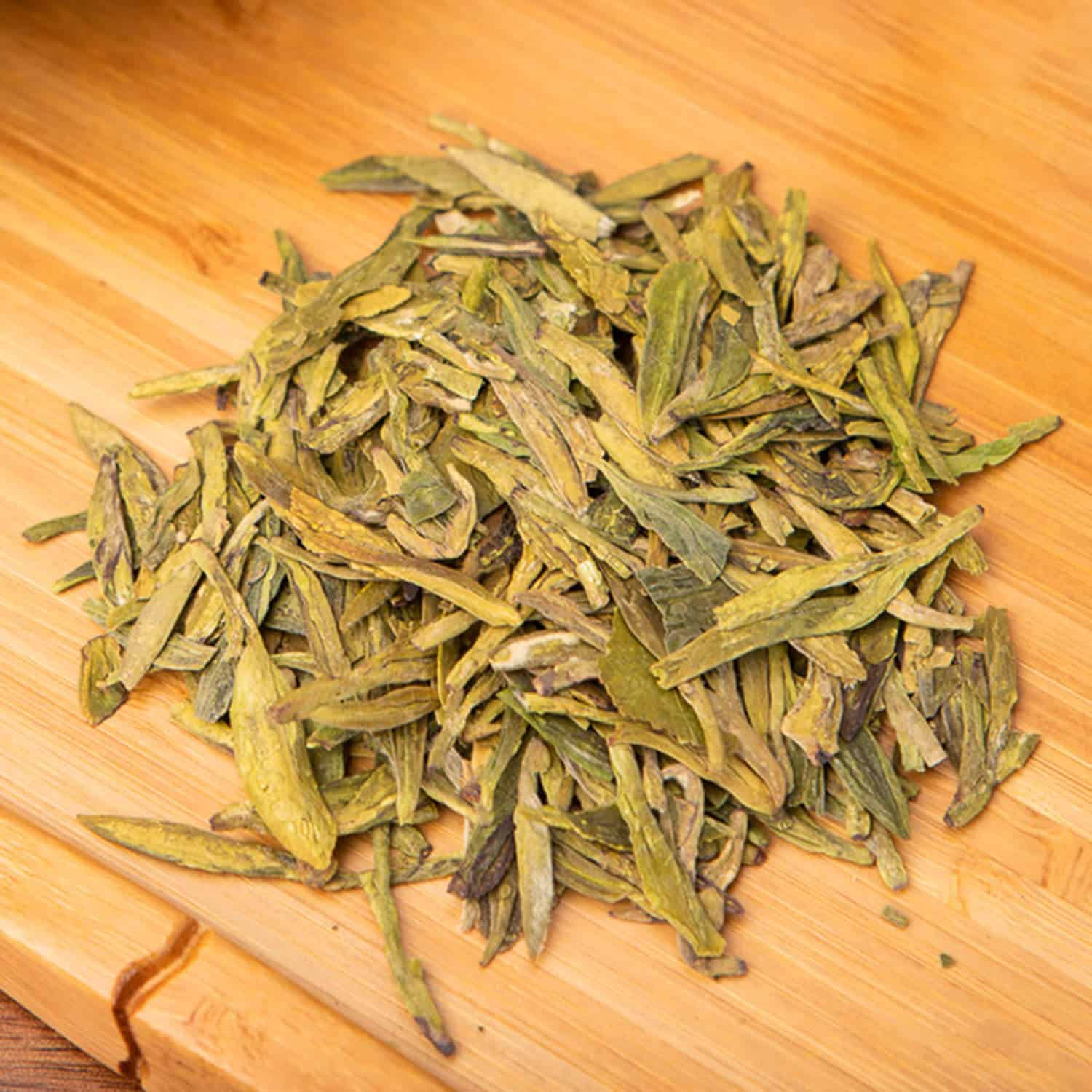 Dragonwell loose-leaf, Chinese green tea