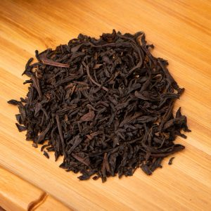 Earl Grey loose-leaf, black tea blend: Black tea, bergamot oil