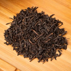 Lapsang Souchong loose-leaf, Chinese smoked black tea