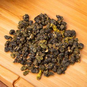 Shan Lin Xi loose-leaf, Taiwanese oolong tea