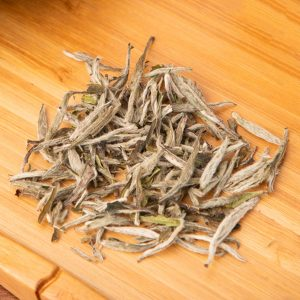Silver Needle loose-leaf, Chinese white tea