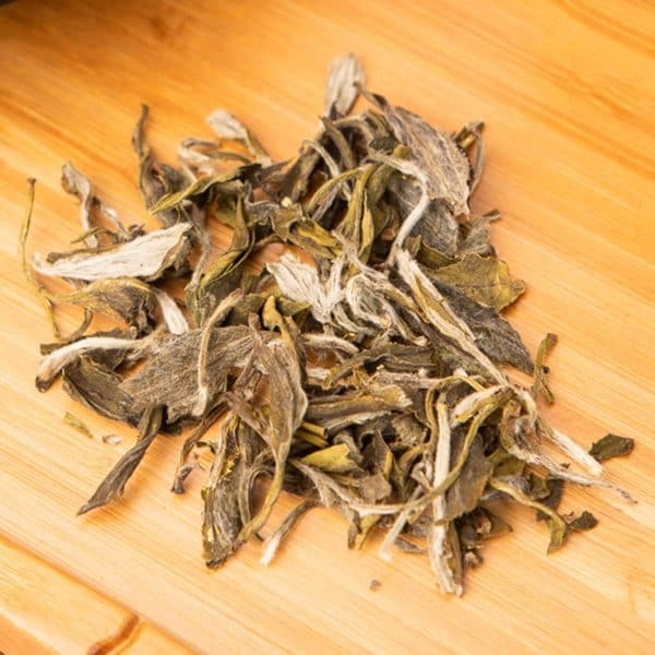 Snow Buds loose-leaf, Chinese white tea