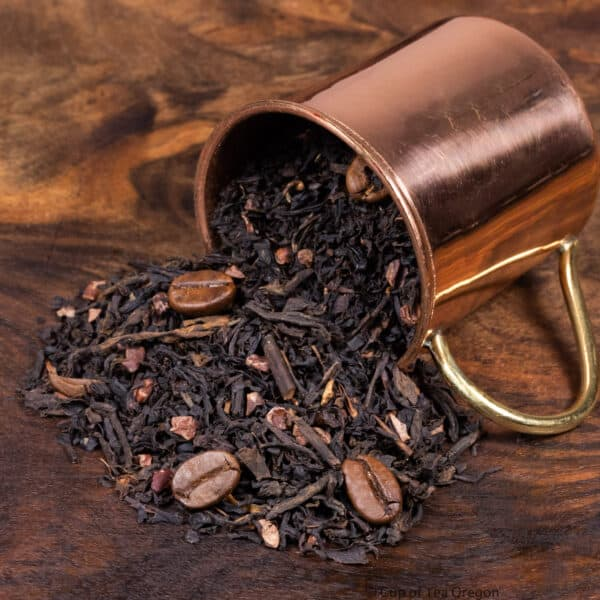 Confort Zone loose tea in cup