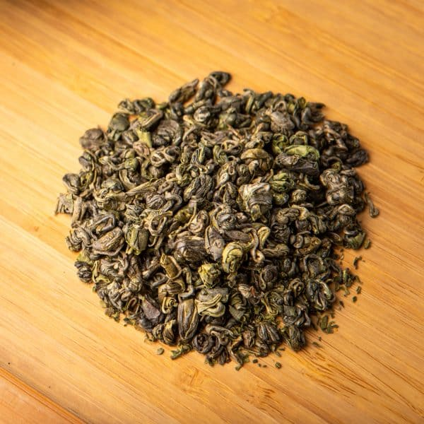 Emperor's Clouds and Mist loose-leaf, Chinese gunpowder green tea