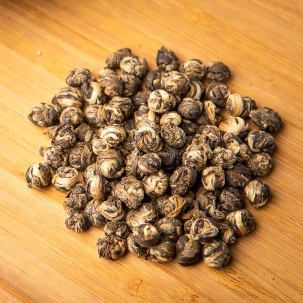 Jasmine Phoenix Pearls loose-leaf, Chinese green tea