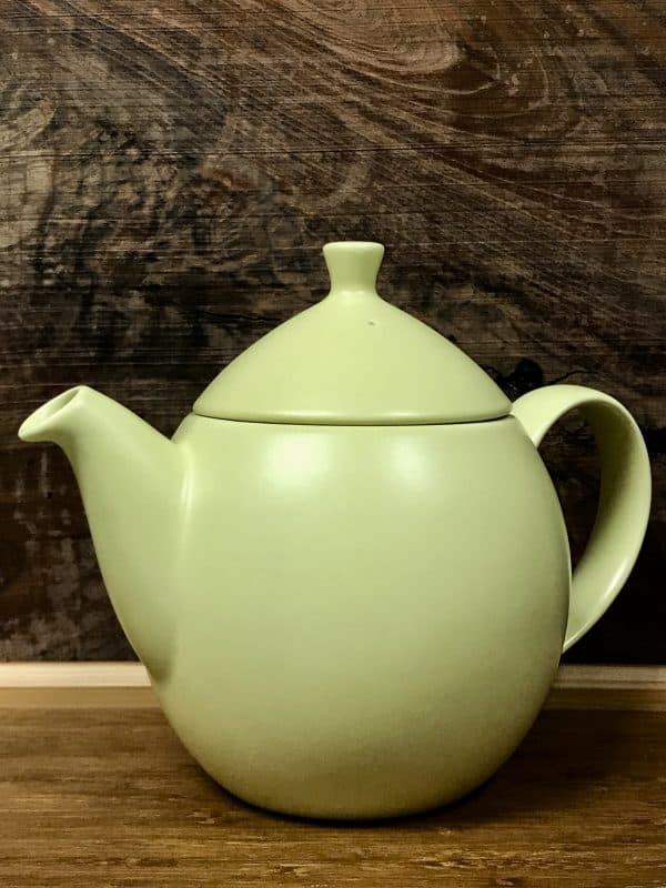 32-ounce, lemon teapot.