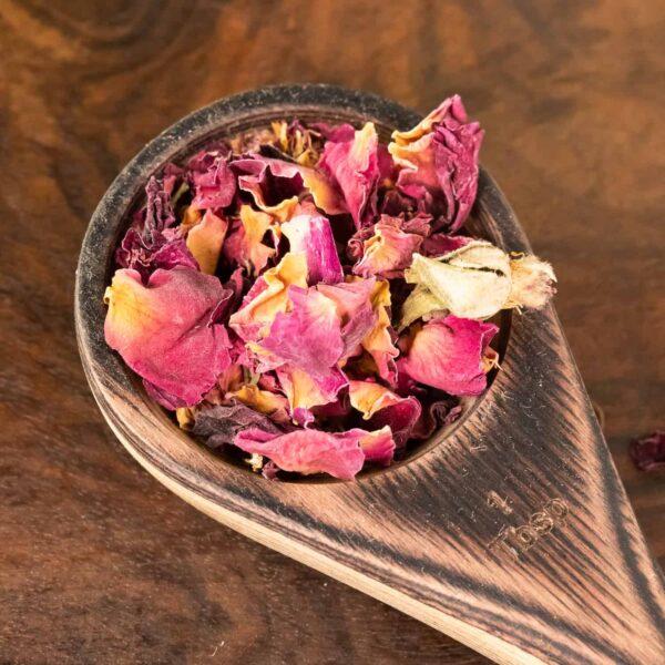 rose buds botanical tea