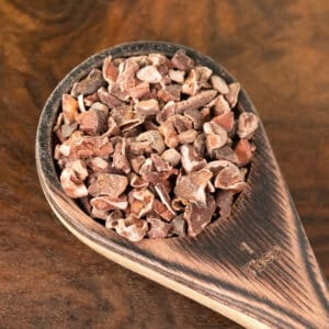 cocoa nibs botanical tea