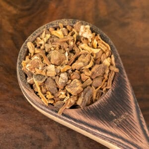 dandelion root botanical tea