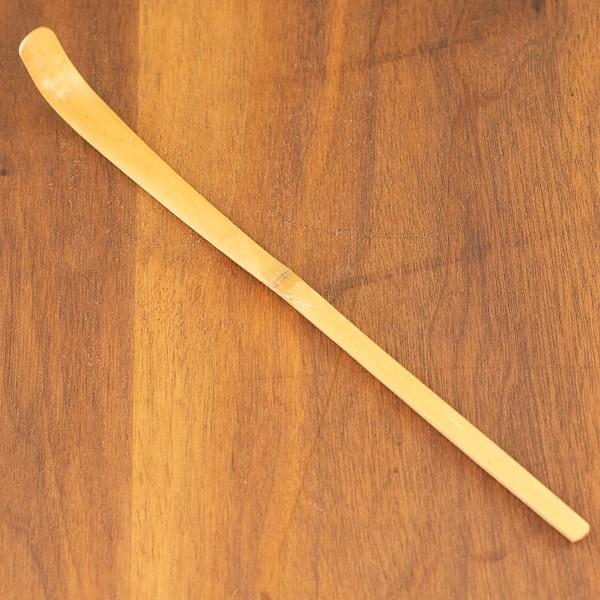 wood-chashaku