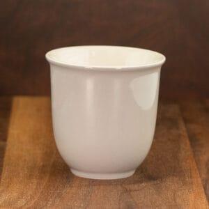 little sipper grey tea cup