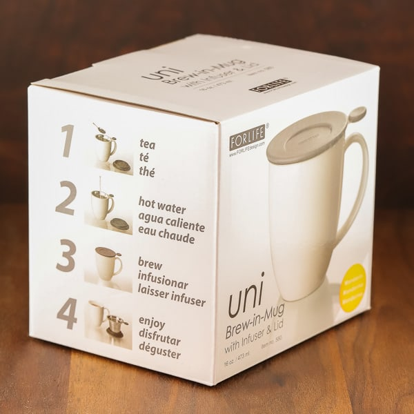 forlife uni brew mug box
