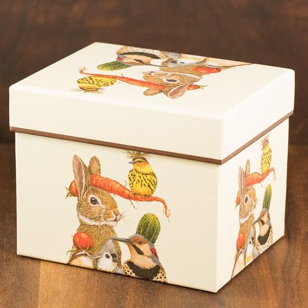 harvest party mug box