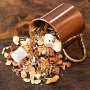 candycane lane loose leaf tea