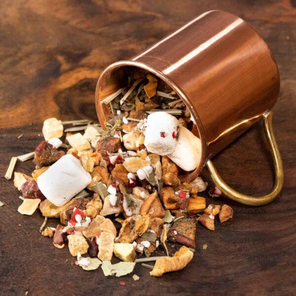 candycane lane loose leaf tea