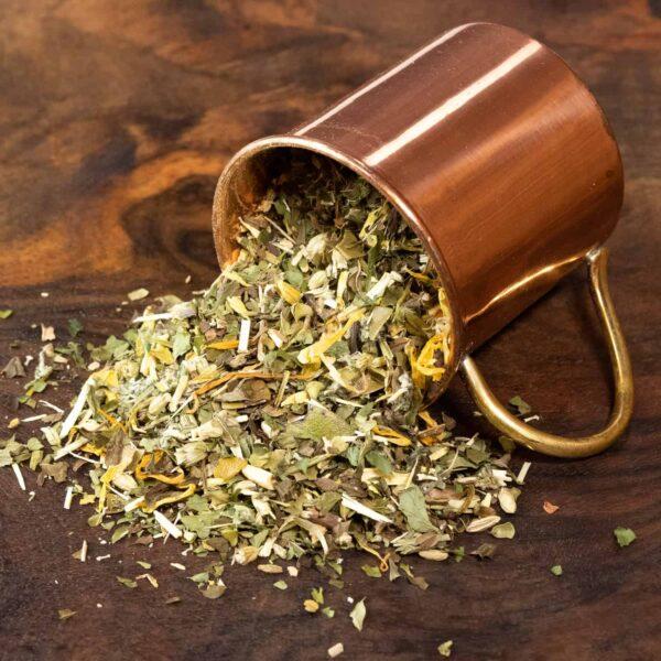 estomago loose leaf tea