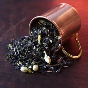 crown of clarity loose leaf tea