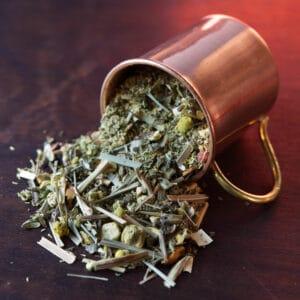 solar plexus your muscles loose leaf tea