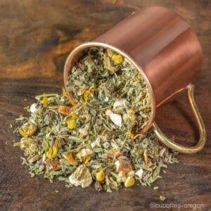 chill child loose leaf tea