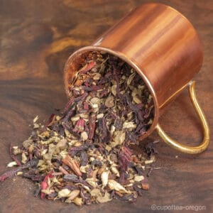 happy hibiscus loose leaf tea