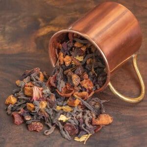 harvest moon loose leaf tea
