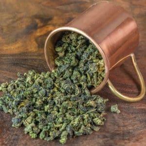 iron goddess loose leaf tea