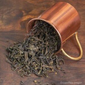 mao feng loose leaf tea