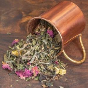 meadowlark mint loose leaf tea