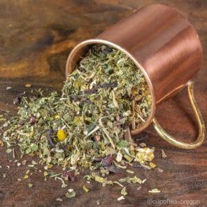 rebalance loose leaf tea