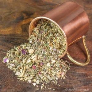 recover loose leaf tea