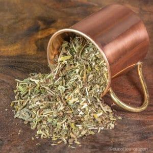 refocus loose leaf tea