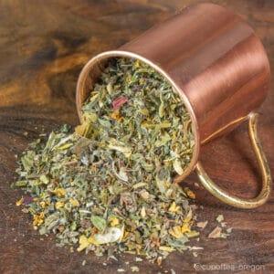 relax loose leaf tea