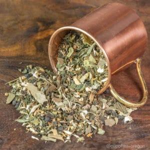 relief loose leaf tea