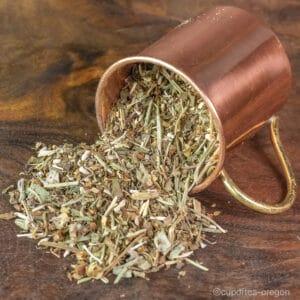 remember loose leaf tea