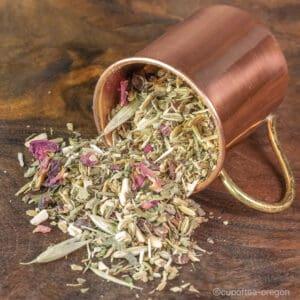 rendrevous loose leaf tea