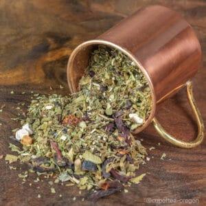 reshape loose leaf tea