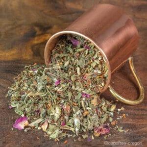 resilience loose leaf tea