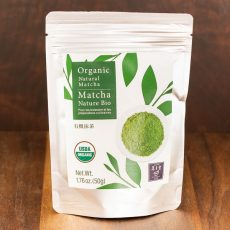matcha powder bag 50g